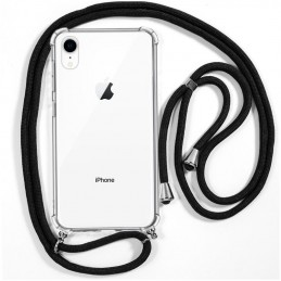 Iphone XR - Capa Silicone Cord