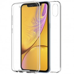 iPhone XR - Capa Silicone 3D
