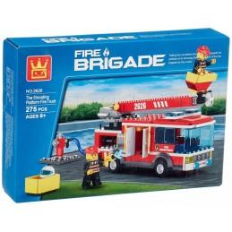 Camião de bombeiros com...