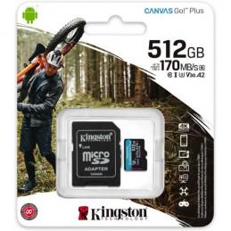 Kingston Canvas GO Plus 512GB
