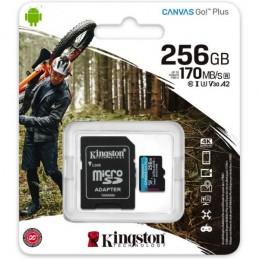 Kingston Canvas GO Plus 256GB