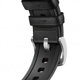 Pulseira 20mm - Couro Premium