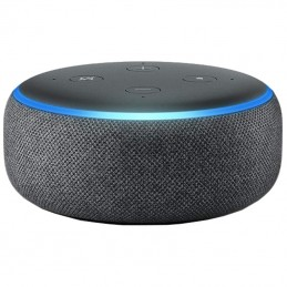 Amazon Echo 3º G. Coluna...