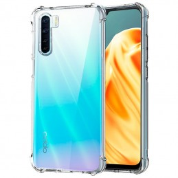 Oppo A91 - Capa Silicone...