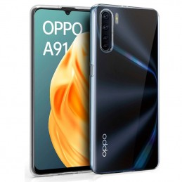 Oppo A91 - Capa Silicone