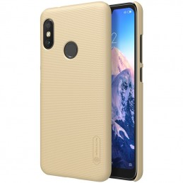 Mi A2 Lite - Capa Frosted...